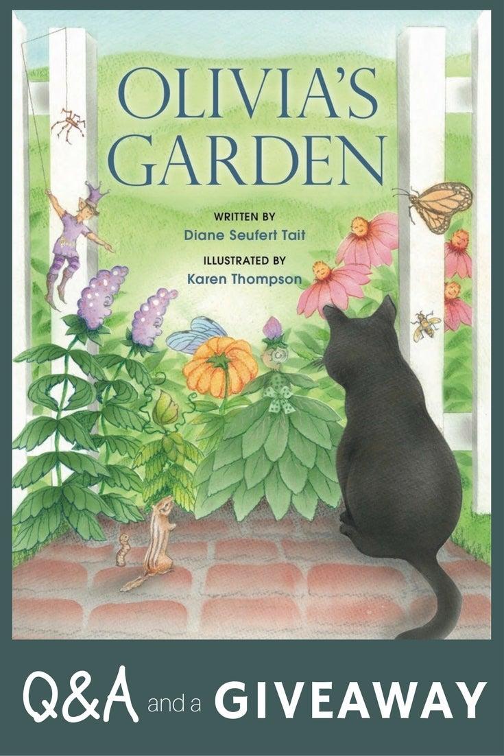 qa with diane seufert tait author of olivias garden - Olive Garden Greenwood