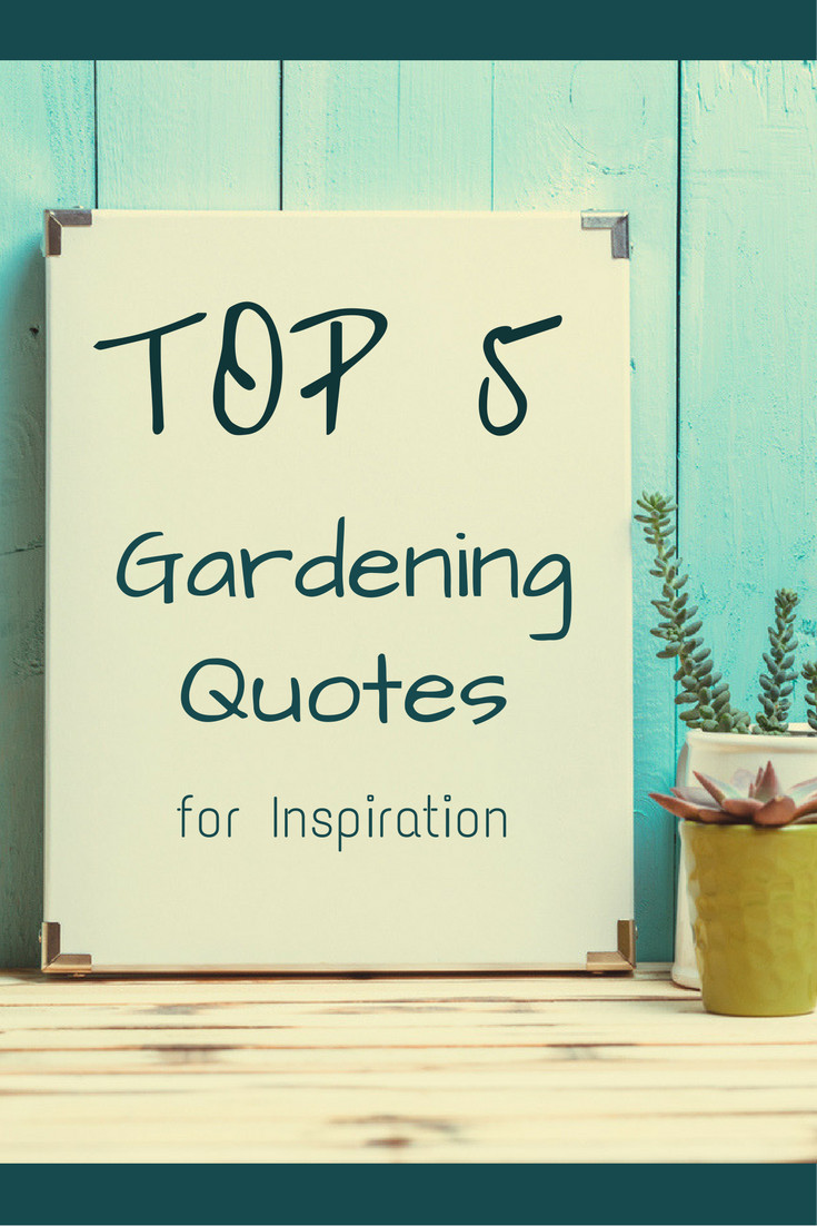 Top 5 Gardening Quotes for Inspiration - Gardening Know ...